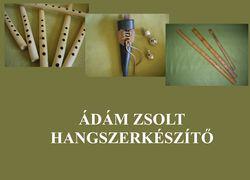 Ádám Zsolt – Fa-Hangadó