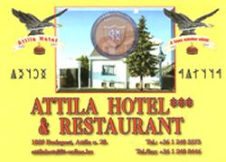 Attila Hotel***