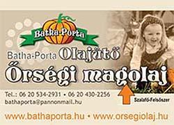 Batha-Porta – Batha Pál és Batha Judit