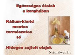 Naturalweb.hu – természetes, egészséges