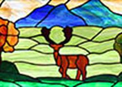 Nyíri Eszter – ólomüvegező, üvegfestő