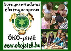 ÖKO-Játék – Környezettudatos Élményprogram