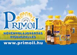 Primoil – hidegen sajtolt napraforgó- és tökmagolaj