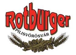 Rotburger – látványsörfőzde és söröző