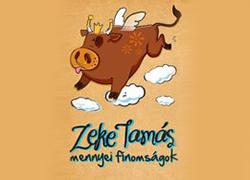 Zeke Tamás – mennyei finomságok