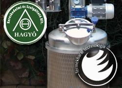 HAGYÓ Kft. – borászati és pálinkafőző berendezések