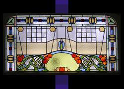 Glasmalerei – Ecser Bt. – üvegfestés